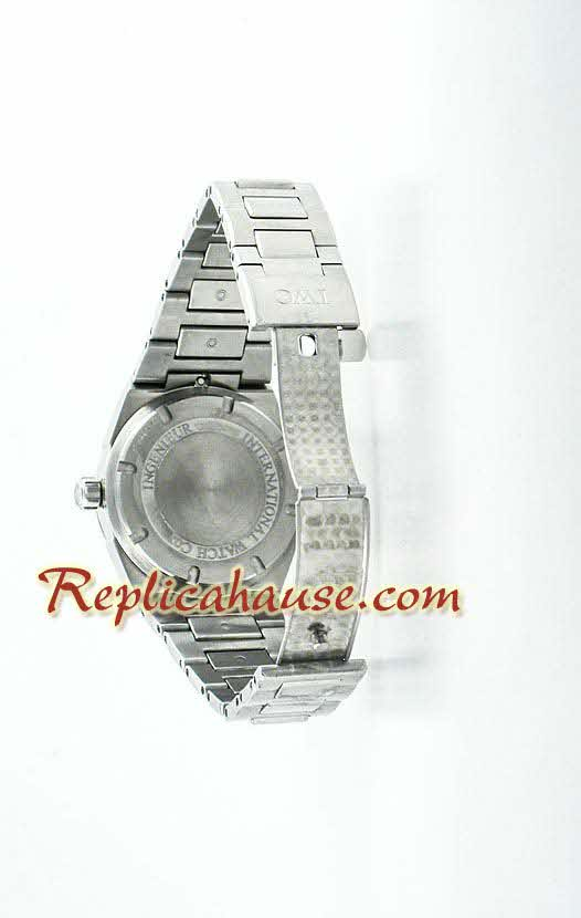 IWC Ingenieur Titanium Replica Watch 2