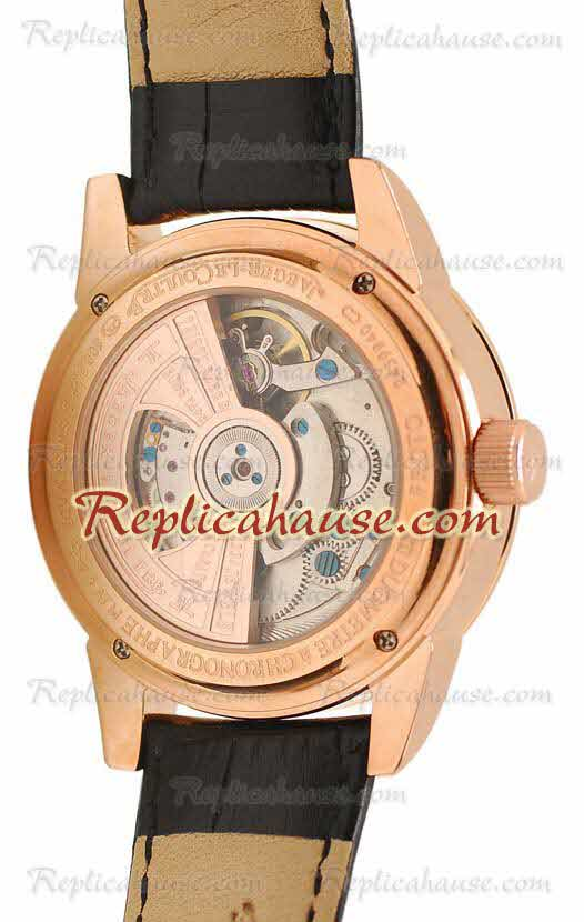 Jaeger-Le Coultre Duometre Chronographe Swiss Replica Watch 01