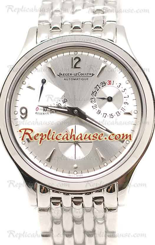 Jaeger-Le Coultre Master Reserve de Marche Replica Watch 03