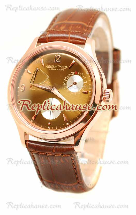 Jaeger-Le Coultre Master Reserve de Marche Replica Watch 07