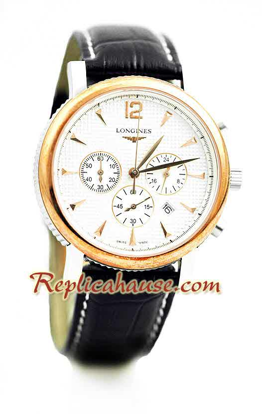Longines Clous de Paris Replica Watch