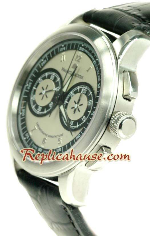 Maurice Lacroix Le Chronographe Swiss Replica Watch 01