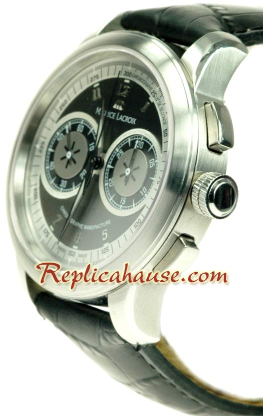 Maurice Lacroix Le Chronographe Swiss Replica Watch 02