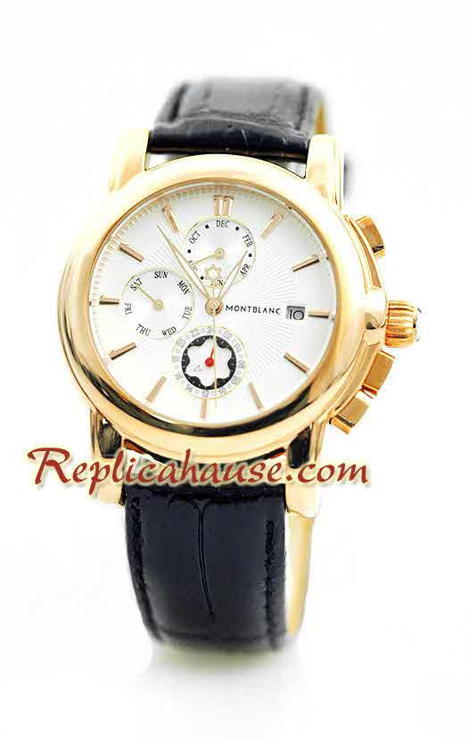 Mont Blanc Star Replica Watch 10