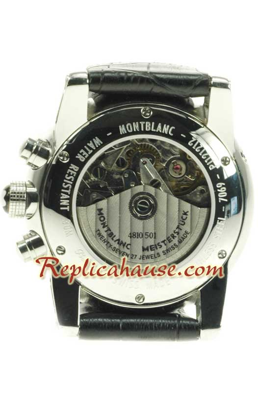 Mont Blanc Timewalker Swiss Replica Watch 6