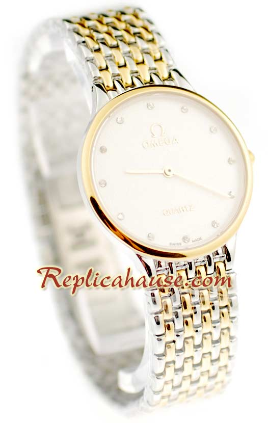 Omega Co-Axial Deville Replica Watch 9