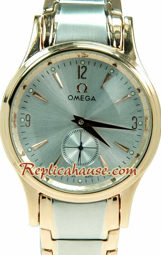 Omega Co-Axial Deville Replica Watch 13