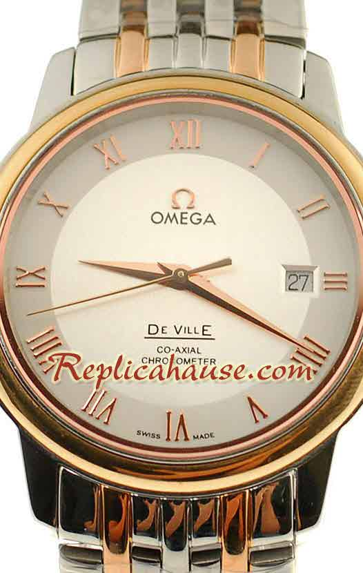 Omega C0-Axial Deville Replica Watch 20