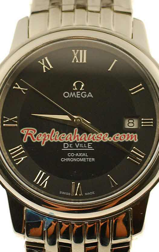 Omega C0-Axial Deville Replica Watch 21