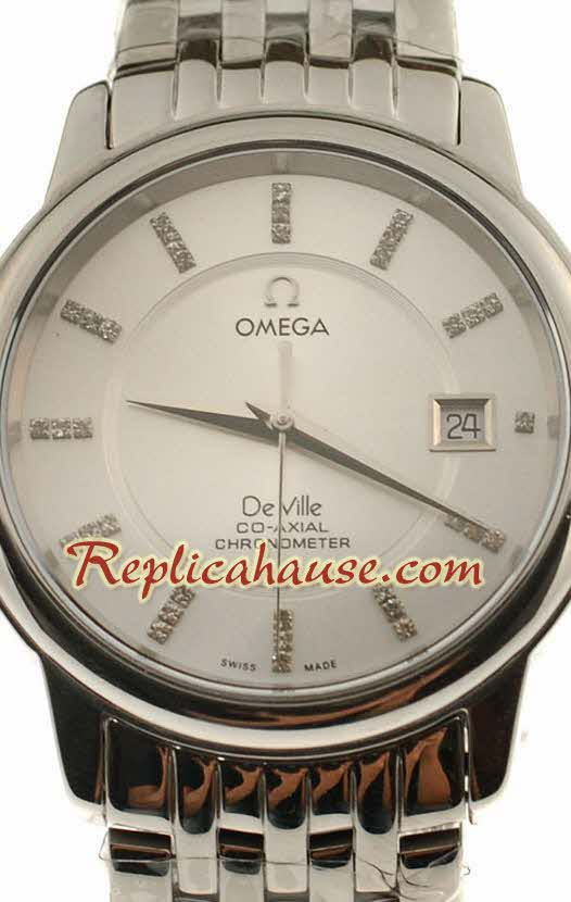 Omega C0-Axial Deville Replica Watch 26
