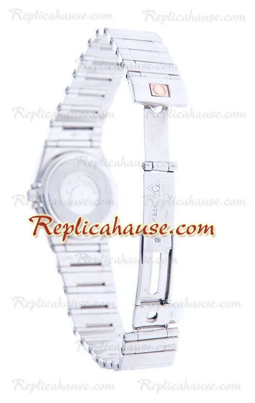 Omega Constellation Ladies Swiss Replica Watch 06