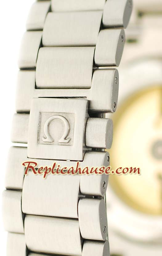 Omega SeaMaster CO AXIAL Swiss Replica Watch 4