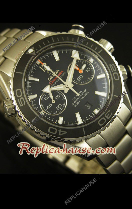 Omega Seamaster Professional Planet Ocean 9300 Edition Swiss Watch 18