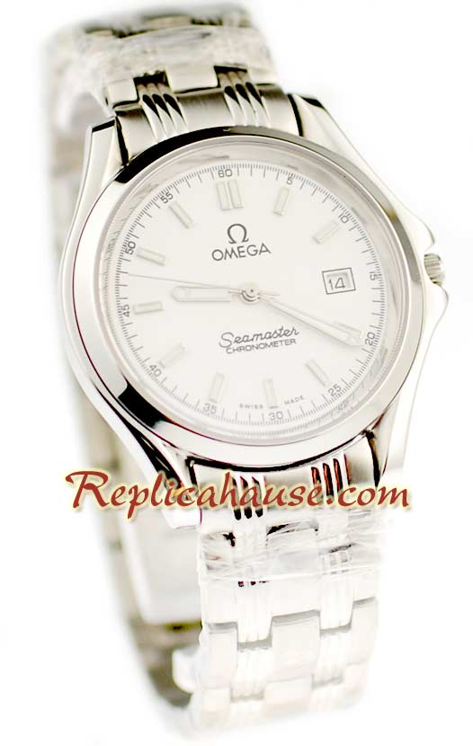 Omega Seamaster Deville Co-Axial Replica Watch 07