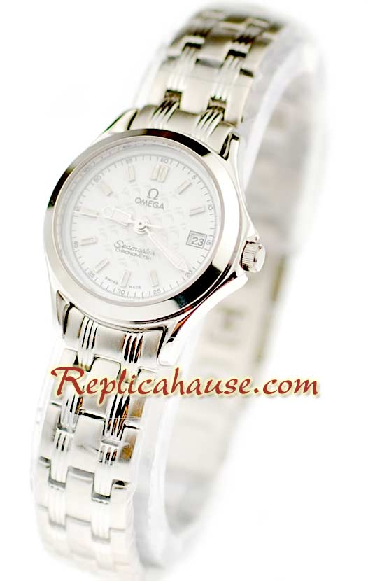 Omega Seamaster Ladies Replica Watch 07<font color=red>������Ǥ���</font>
