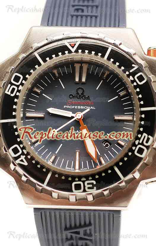 Omega Seamaster Ploprof 1200M Swiss Replica Watch 02