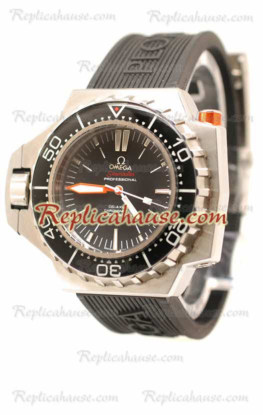 Omega Seamaster Ploprof 1200M Swiss Replica Watch 03