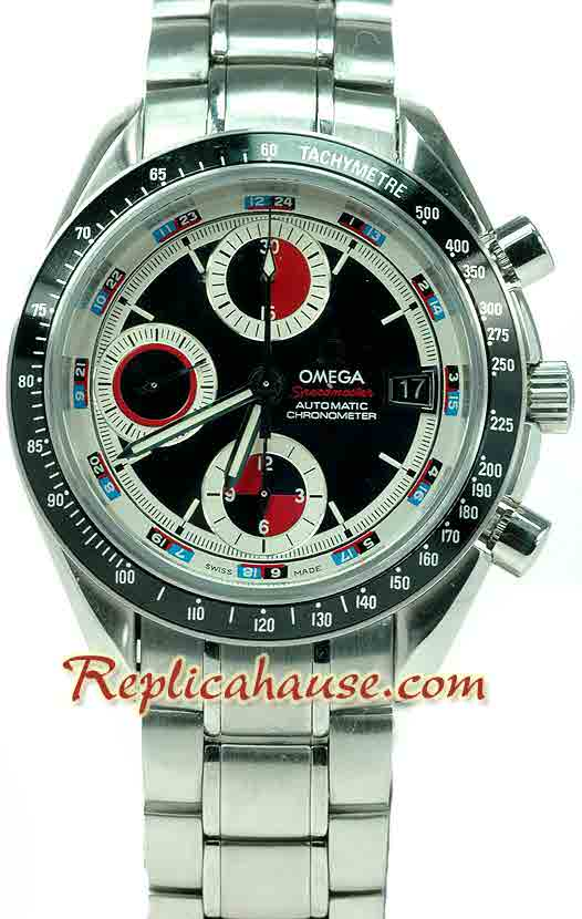 Omega SpeedMaster Chronometer Swiss Replica Watch 4