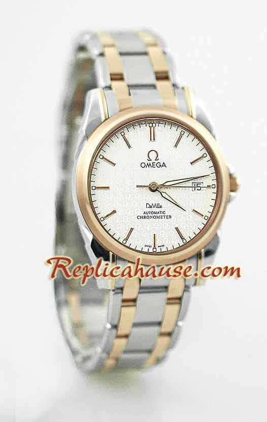 Omega SeaMaster DeVille Swiss Watch 3