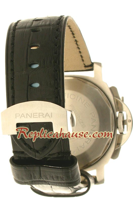Panerai Luminor Daylight Swiss Watch 2009 3