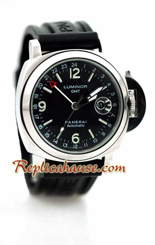 Panerai Luminor GMT Japanese Replica Watch 04
