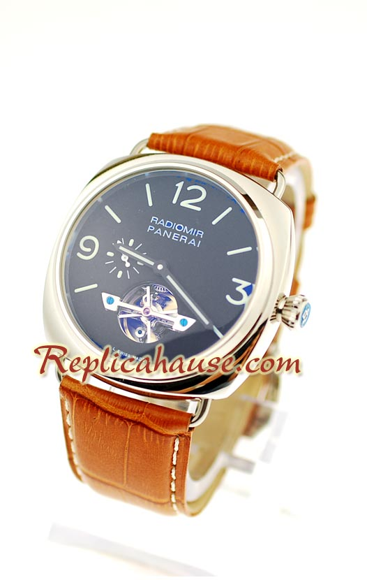 Panerai Radiomir Tourbillon Replica Watch 2