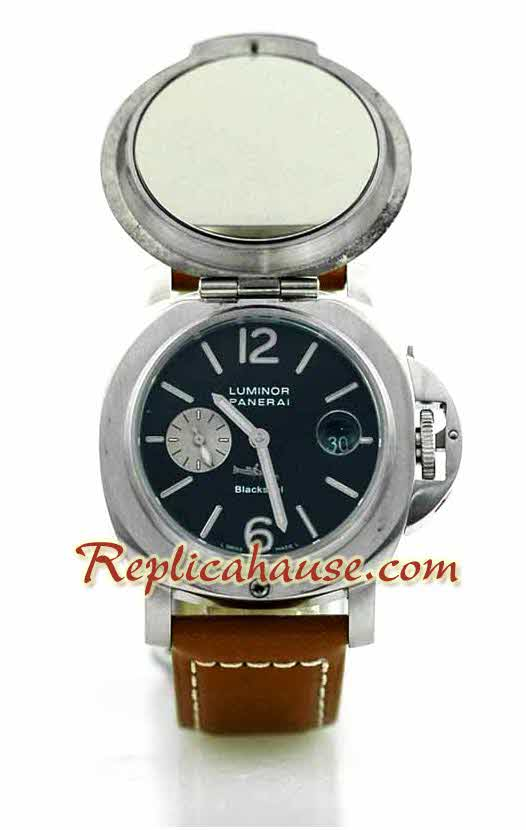 Panerai Luminor Sealand for Purdey Swiss Watch 2
