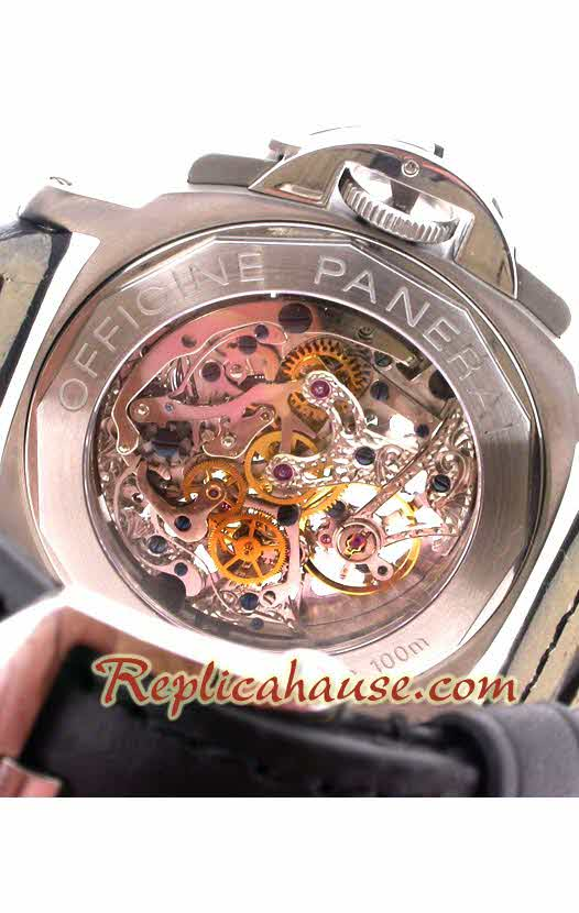 Panerai Transparent Pam000999 Swiss Watch