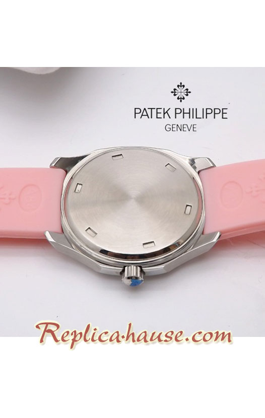 Patek Philippe Luce Ladies First Swiss Watch 12