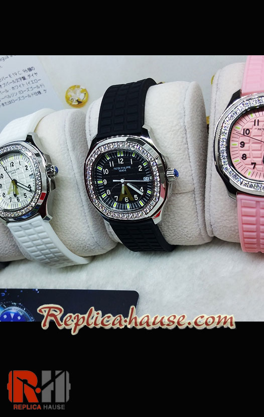 Patek Philippe Luce Ladies First Swiss Watch 15