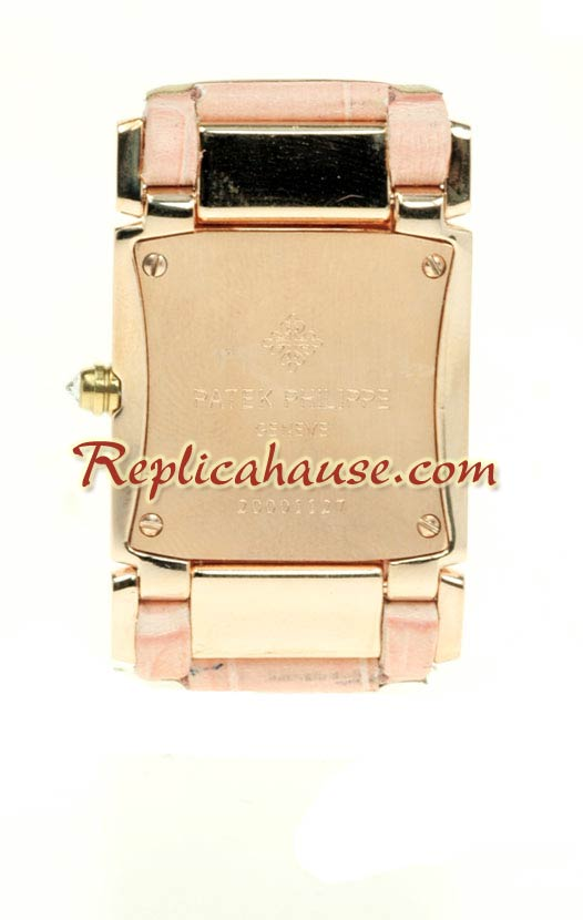 Patek Philippe Twenty 4 Swiss Watch Ladies 099