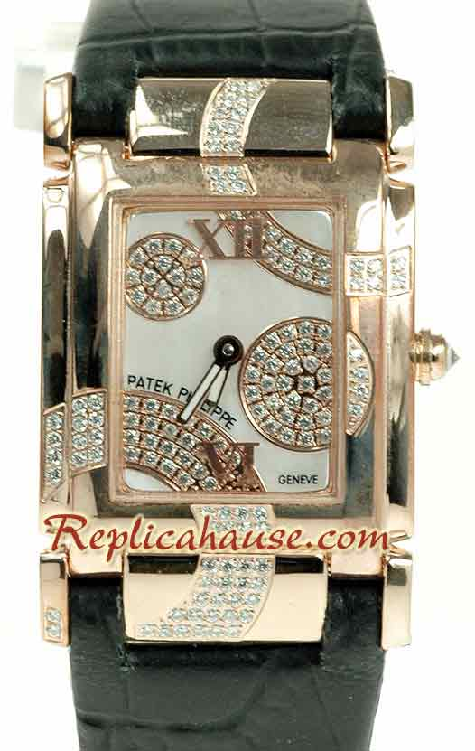 Patek Philippe Twenty 4 Swiss Watch Ladies 111