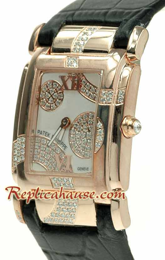 Patek Philippe Twenty 4 Swiss Watch Ladies 11