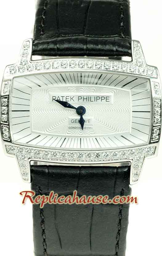Patek Philippe Gondolo Ladies Swiss Replica Watch 05