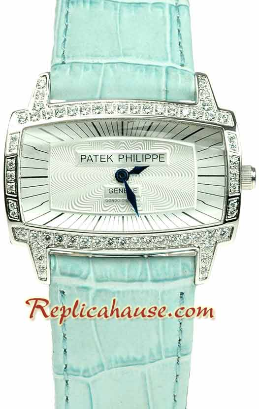 Patek Philippe Gondolo Ladies Swiss Replica Watch 06