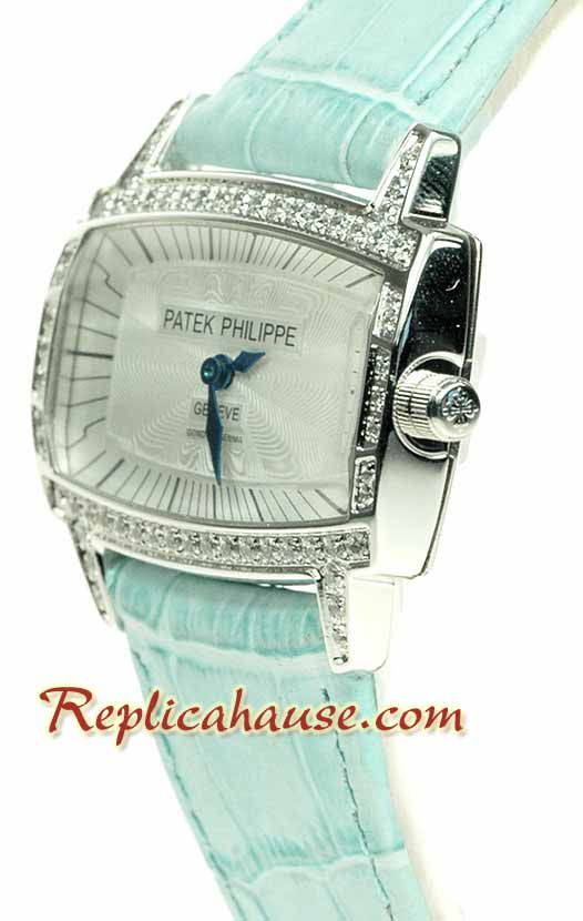 Patek Philippe Gondolo Ladies Swiss Replica Watch 066