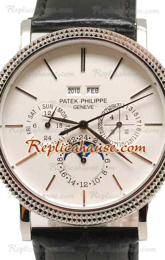 Patek Philippe Grand Complications Replica Watch 68
