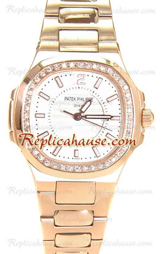 Patek Philippe Nautilus Replica Watch 21