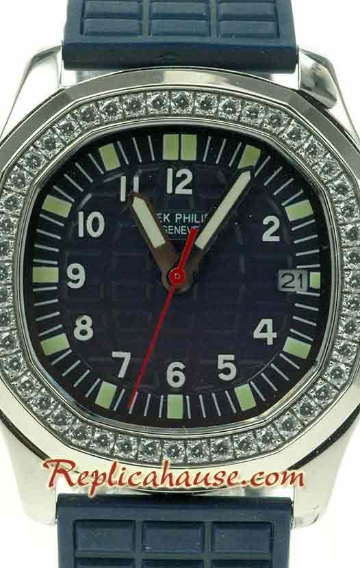 Patek Philippe New Aquanaut Ladies Replica Watch 01
