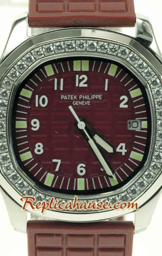 Patek Philippe New Aquanaut Ladies Replica Watch 04
