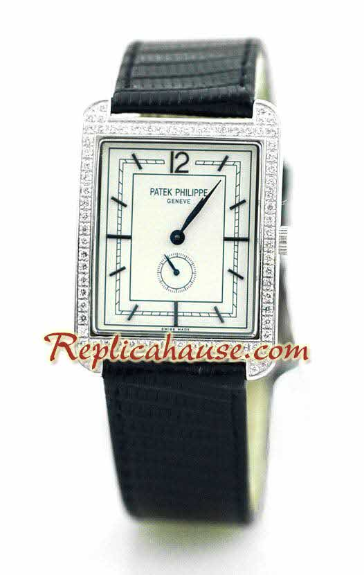 Patek Philippe Men Gondolo Swiss Watch