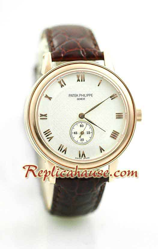 Patek Philippe Swiss Replica Watch 17