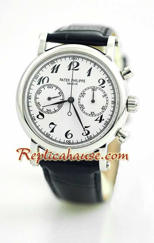 Patek Philippe Grand Complications Swiss Watch 24