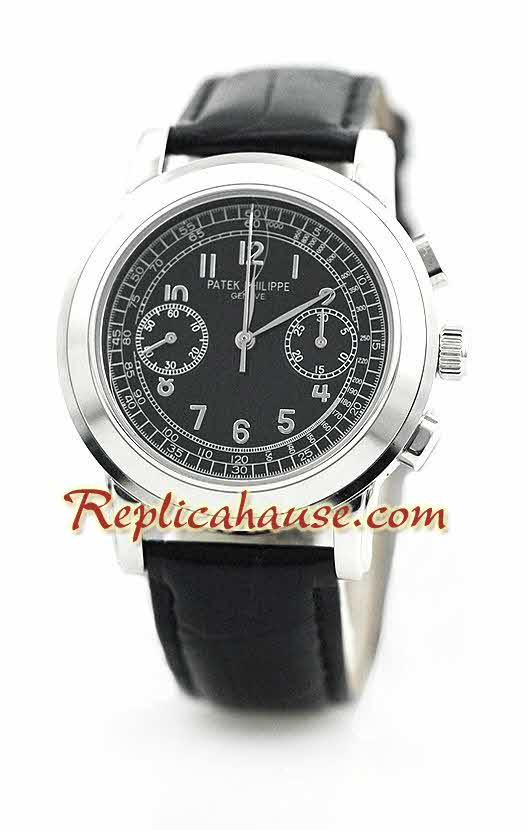 Patek Philippe Grand Complications Swiss Watch 22