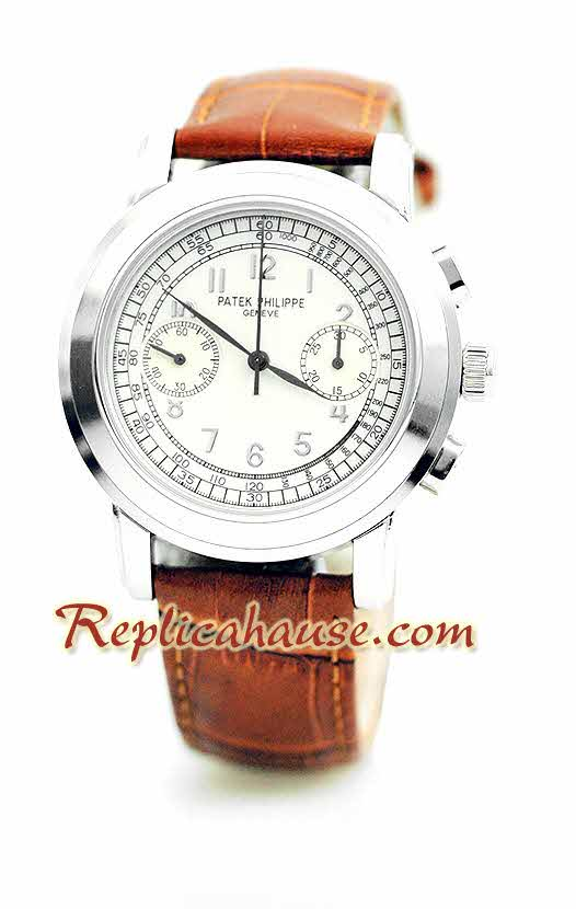 Patek Philippe Grand Complications Swiss Watch 29