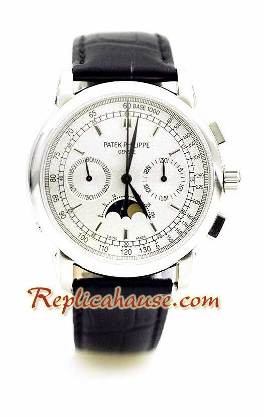 Patek Philippe Grand Complications Swiss Watch 30