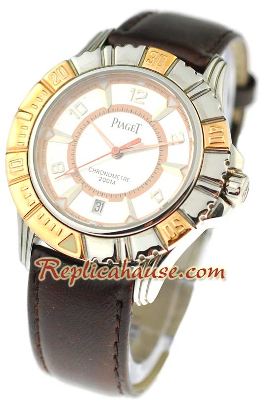 Piaget Automatique Chronometer Swiss Replica Watch 1