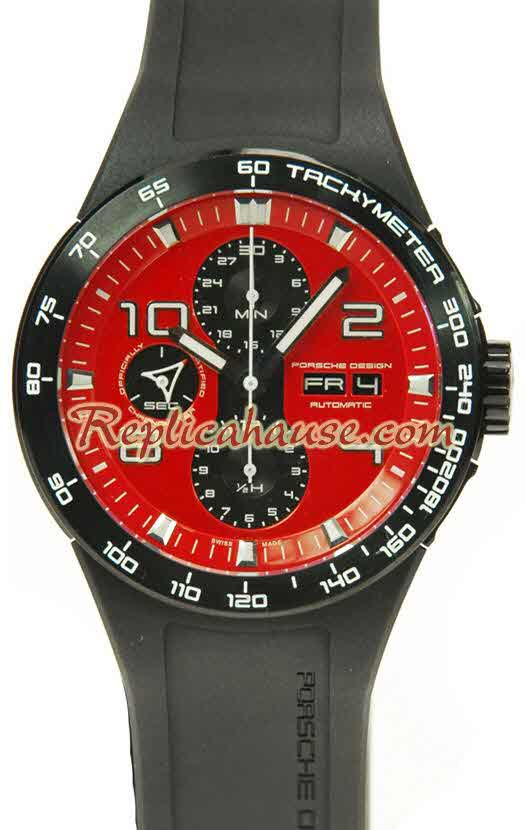 Porsche Design Flat Six P6340 Automatic Chronograph 04