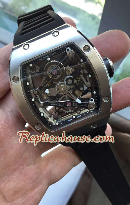 Richard Mille RM038 Tourbillon-Bubba Watson Watchs 1