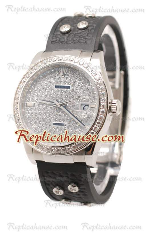 Rolex Replica Datejust 2010 Swiss Watch 04
